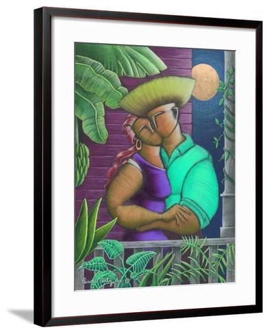 Romance Jibaro, 2003-Oscar Ortiz-Framed Art Print