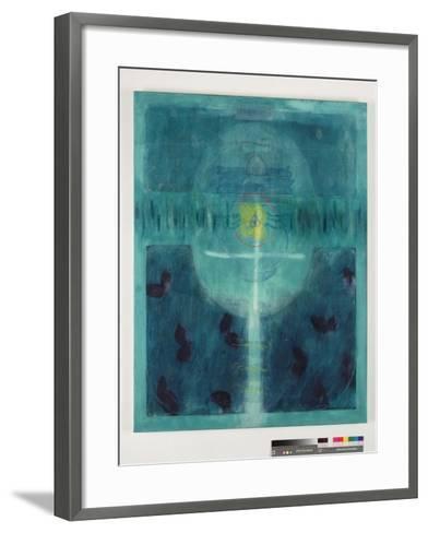Lebensbrot, 1995-Charlie Millar-Framed Art Print