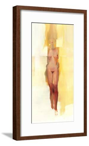 Architecture 13-Daniel Cacouault-Framed Art Print