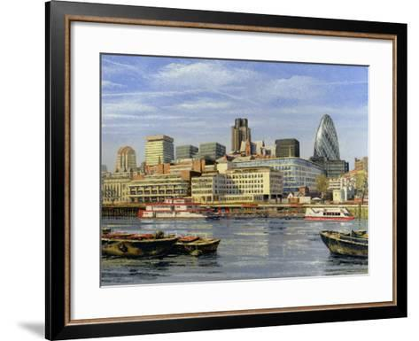 The City, 2004-Tom Young-Framed Art Print