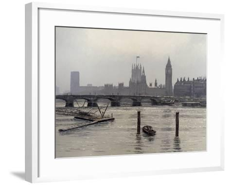 Westminster, 2004-Tom Young-Framed Art Print