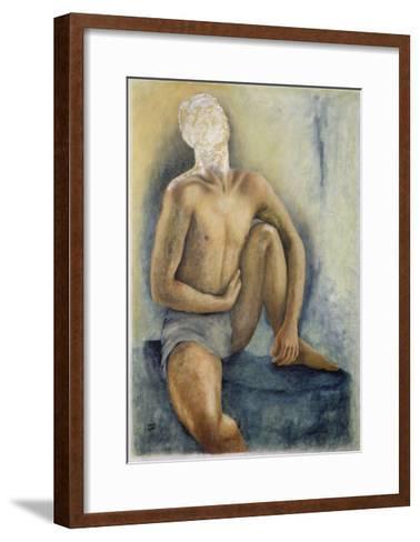 Judas - Reclaimed, 2006-Stevie Taylor-Framed Art Print