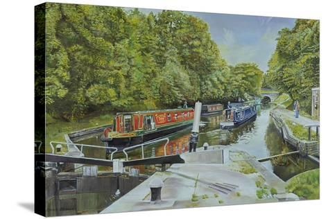Knowle Top Lock, 2003-Kevin Parrish-Stretched Canvas Print
