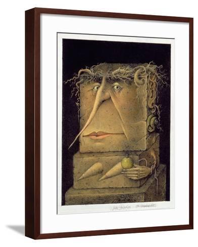 Eve-Wayne Anderson-Framed Art Print