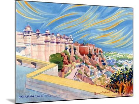 Gwalior Fort, India, 2001-Robert Tyndall-Mounted Giclee Print