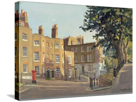 Holly Hill, Hampstead-Julian Barrow-Stretched Canvas Print