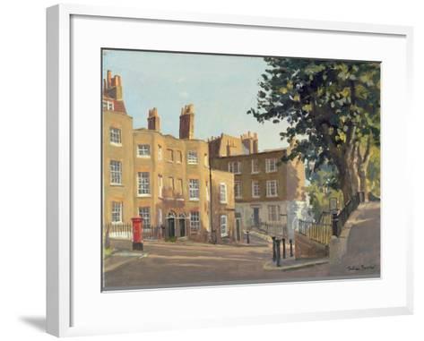 Holly Hill, Hampstead-Julian Barrow-Framed Art Print