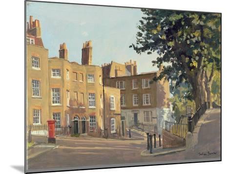 Holly Hill, Hampstead-Julian Barrow-Mounted Giclee Print