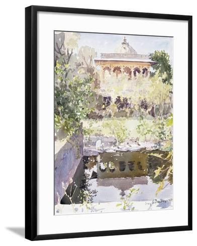 Forgotten Palace, Udaipur, 1999-Lucy Willis-Framed Art Print