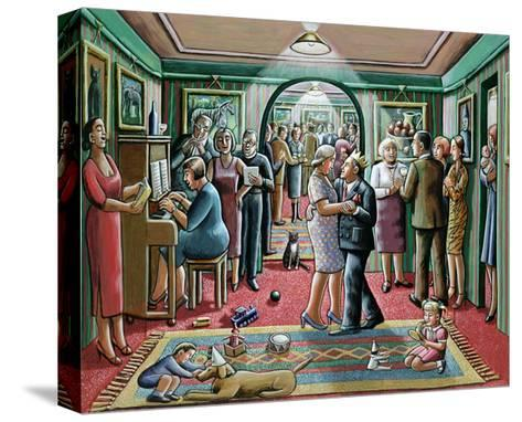 The Party, 2003-P.J. Crook-Stretched Canvas Print