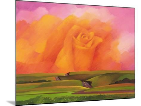 The Rose, 2001-Myung-Bo Sim-Mounted Giclee Print