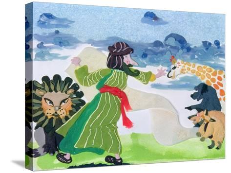 Noah-Jung Sook Nam-Stretched Canvas Print