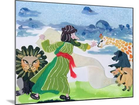 Noah-Jung Sook Nam-Mounted Giclee Print
