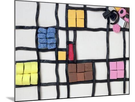 Allsorts 2 'Sweet Piet', 2003-Norman Hollands-Mounted Photographic Print