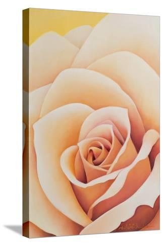 The Rose, 2003-Myung-Bo Sim-Stretched Canvas Print