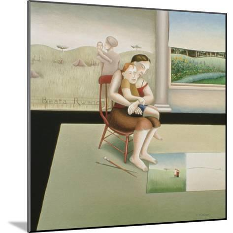 Beata Rwanda 3-Caroline Jennings-Mounted Giclee Print