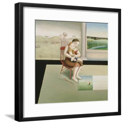 Beata Rwanda 3-Caroline Jennings-Framed Art Print