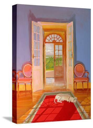 Galonne, 2003-William Ireland-Stretched Canvas Print