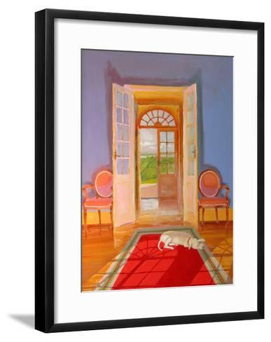 Galonne, 2003-William Ireland-Framed Art Print