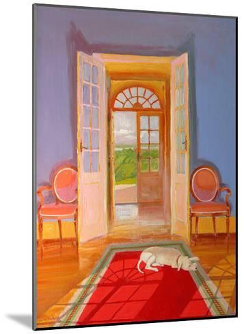 Galonne, 2003-William Ireland-Mounted Giclee Print