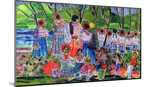 Lake Atitlan, 2005-Hilary Simon-Mounted Giclee Print