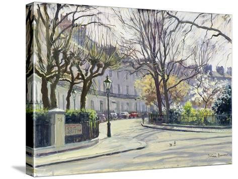 Egerton Crescent, London-Julian Barrow-Stretched Canvas Print