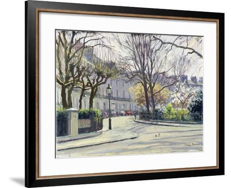 Egerton Crescent, London-Julian Barrow-Framed Art Print