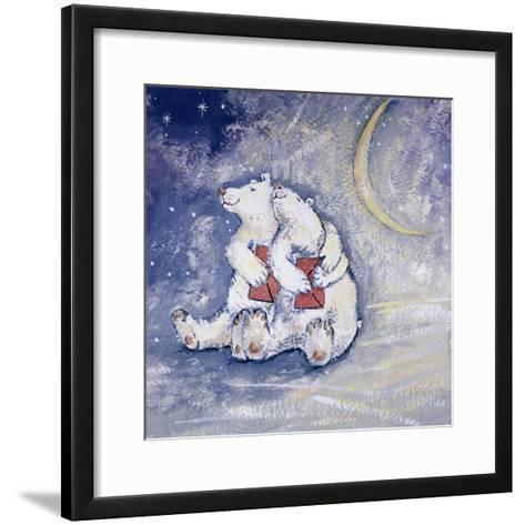 Happy Bears-David Cooke-Framed Art Print
