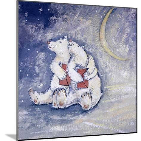Happy Bears-David Cooke-Mounted Giclee Print