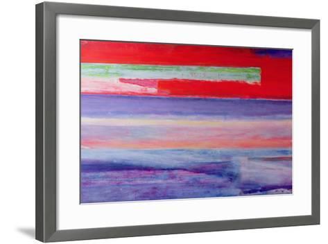 Everybody I Never Slept with-Lou Gibbs-Framed Art Print