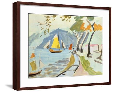 Macau-Anne Durham-Framed Art Print