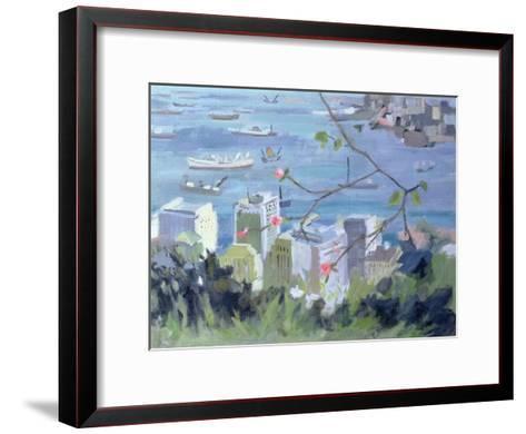 Hong Kong-Anne Durham-Framed Art Print