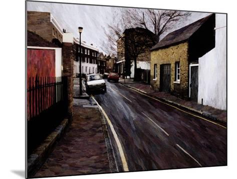 Circus Street (Next to the Cheeseboard), 2000-Ellen Golla-Mounted Giclee Print