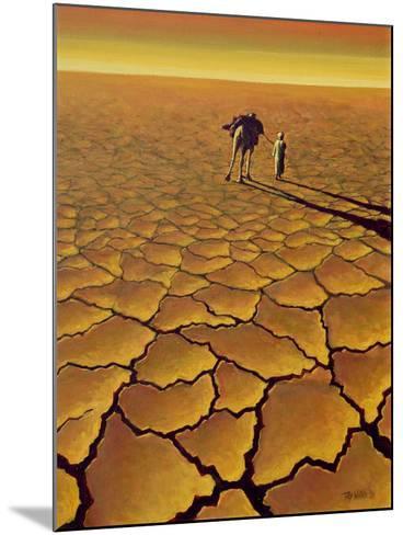 Saharan Journey, 1995-Tilly Willis-Mounted Giclee Print