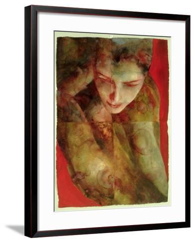 Cradlesong, 1998-Graham Dean-Framed Art Print