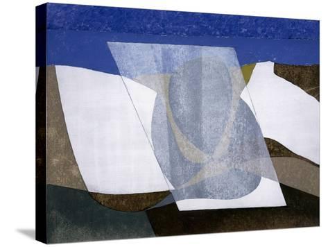 Falcon Cliff, 2001-George Dannatt-Stretched Canvas Print