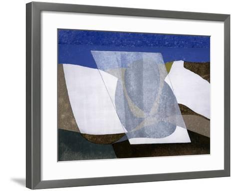 Falcon Cliff, 2001-George Dannatt-Framed Art Print