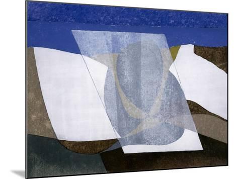 Falcon Cliff, 2001-George Dannatt-Mounted Giclee Print