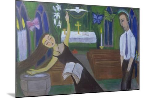 Religious Experience, 2002-Roya Salari-Mounted Giclee Print