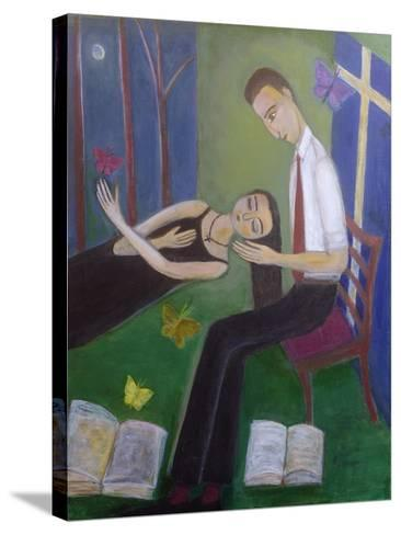 Epiphany, 2002-Roya Salari-Stretched Canvas Print