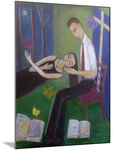 Epiphany, 2002-Roya Salari-Mounted Giclee Print