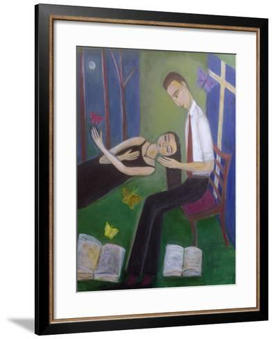 Epiphany, 2002-Roya Salari-Framed Art Print