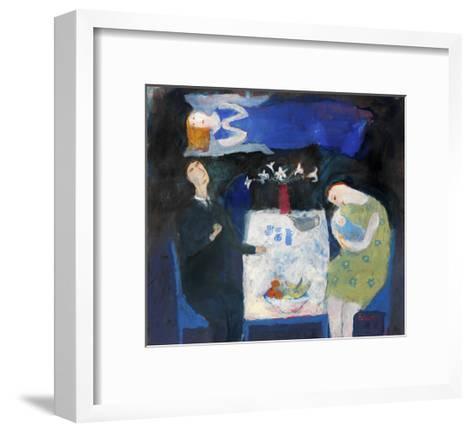 Angel, 2004-Susan Bower-Framed Art Print