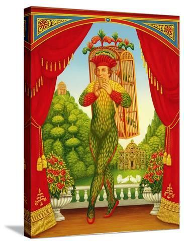 The Magic Flute, 1998-Frances Broomfield-Stretched Canvas Print