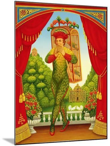 The Magic Flute, 1998-Frances Broomfield-Mounted Giclee Print