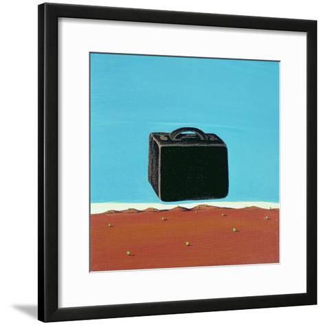 The Trip, 1999-Marjorie Weiss-Framed Art Print