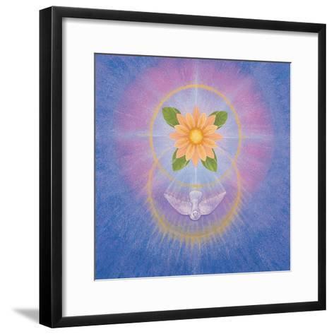 Flower-Simon Cook-Framed Art Print