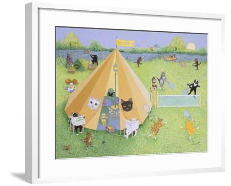 Holiday Camp-Pat Scott-Framed Art Print