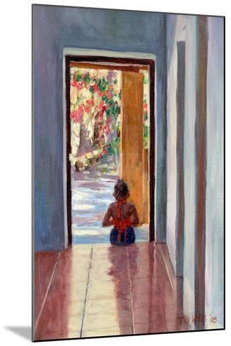 Through the Doorway, 2005-Tilly Willis-Mounted Giclee Print
