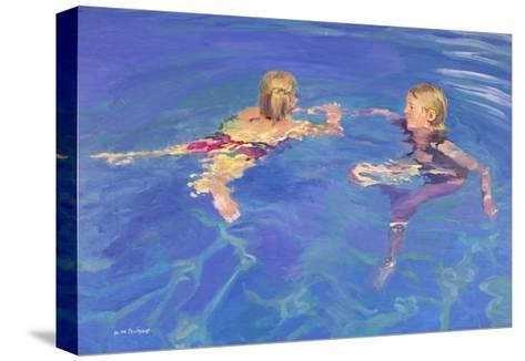 Afloat, 2005-William Ireland-Stretched Canvas Print
